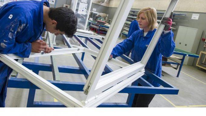 Technicien en menuiserie aluminium Menuiserie en aluminium