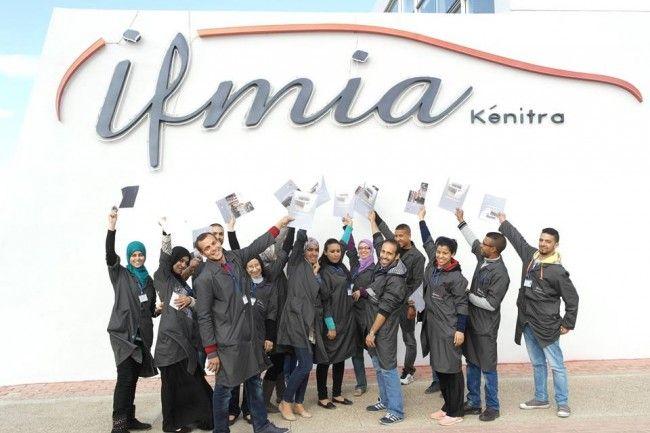 u00bb usine ifmia kenitra   stage pre embache en d u00e9partement