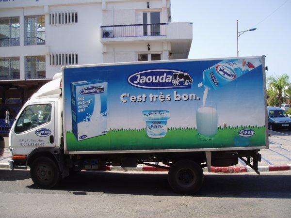 شركة توزيع الحليب coopérative agricole : توظيف 20 مساعد لسائق التوزيع (بائع) بعقد عمل CDD بالدار البيضاء