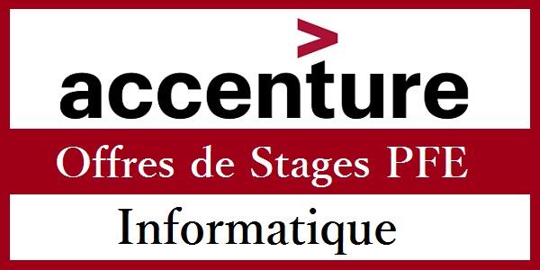 u00bb offres de stages pfe en informatique chez accenture technology maroc