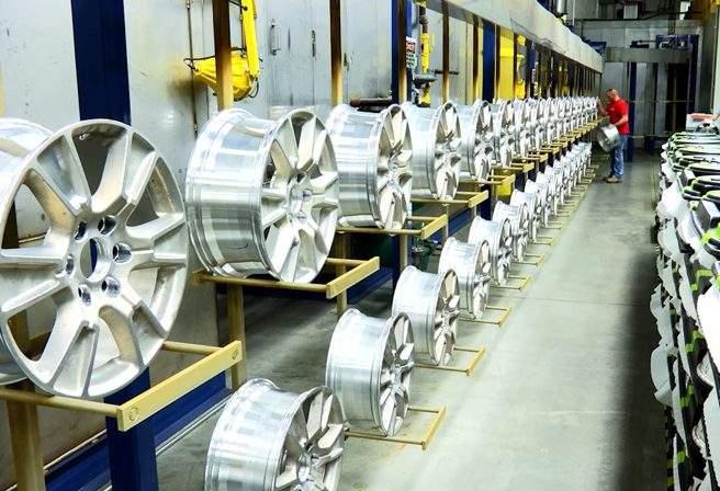 مصنع جديد سيوفر 1200 منصب شغل في صناعة أجزاء السيارات