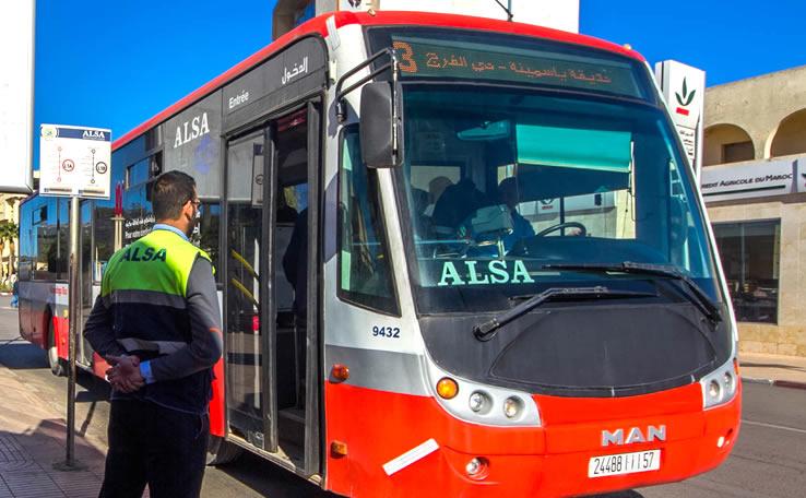 شركة ألزا سيتي باص – ALSA CITY BUS إعلان افتتاح التسجيل لتوظيف 880 منصب بالنقل الحضري ذكور وإناث