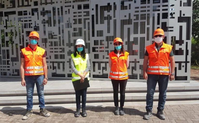 شركة للبناء والأشغال الكبرى TGCC حملة توظيف للشباب بمختلف جهات وأقاليم المملكة